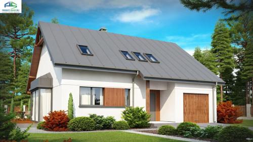 Типовой проект жилого дома z186
