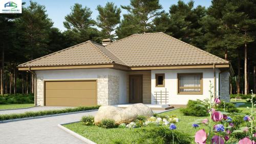 Типовой проект жилого дома z19