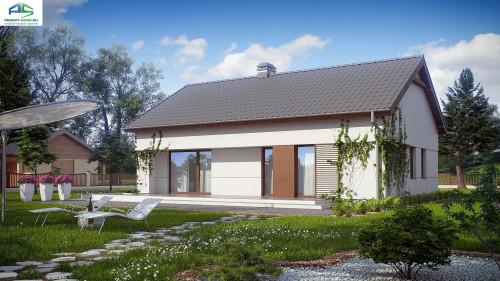 Типовой проект жилого дома z191