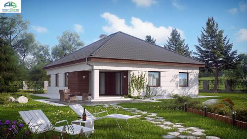 Типовой проект жилого дома z195