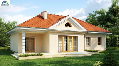 Типовой проект жилого дома Z2