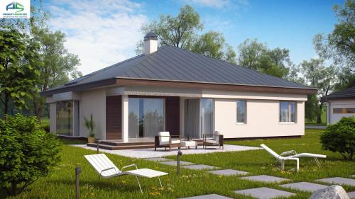 Типовой проект жилого дома z200