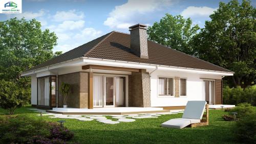 Типовой проект жилого дома z205