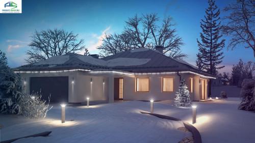 Типовой проект жилого дома z207