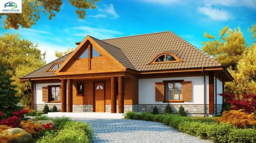 Типовой проект жилого дома z20v2