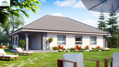 Типовой проект жилого дома Z21
