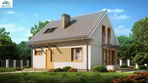 Типовой проект жилого дома z211