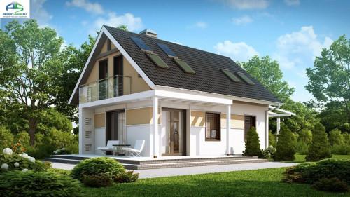Типовой проект жилого дома z216