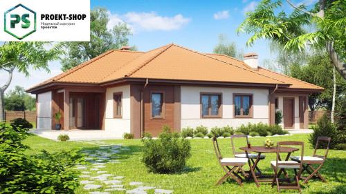 Типовой проект жилого дома Z22