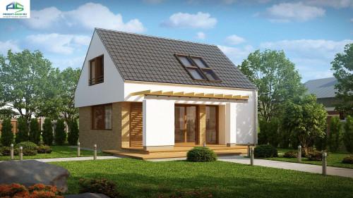 Типовой проект жилого дома z221