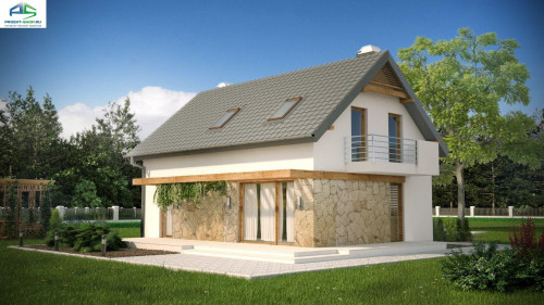 Типовой проект жилого дома z225