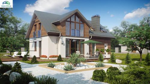 Типовой проект жилого дома z226