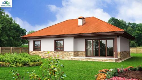 Типовой проект жилого дома Z23