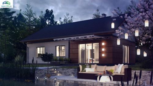 Типовой проект жилого дома z241