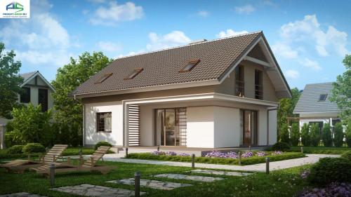 Типовой проект жилого дома z244