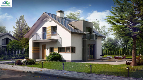 Типовой проект жилого дома z245