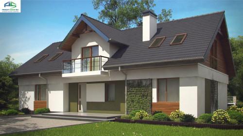Типовой проект жилого дома z247