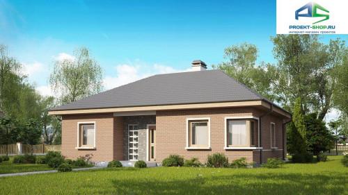 Типовой проект жилого дома z24k