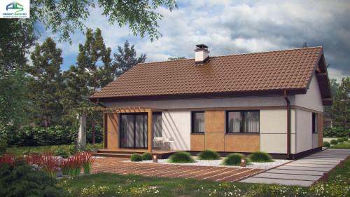 Типовой проект жилого дома z253