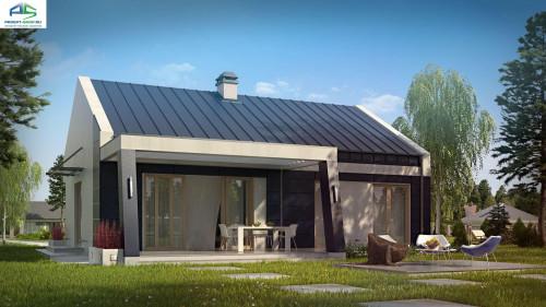 Типовой проект жилого дома z256