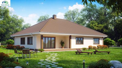 Типовой проект жилого дома Z26
