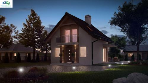 Типовой проект жилого дома z264