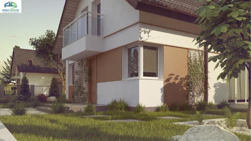 Типовой проект жилого дома z265