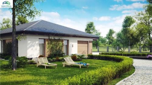 Типовой проект жилого дома z268