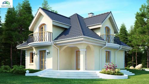 Типовой проект жилого дома Z27