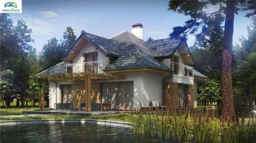 Типовой проект жилого дома z270