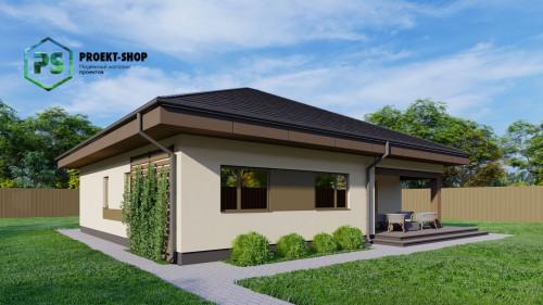 Типовой проект жилого дома z273