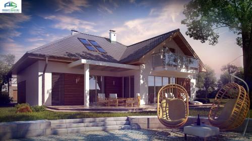 Типовой проект жилого дома z275