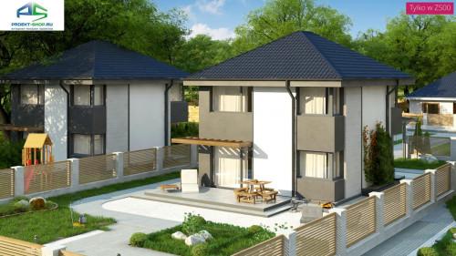 Типовой проект жилого дома z276