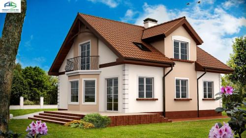 Типовой проект жилого дома Z28