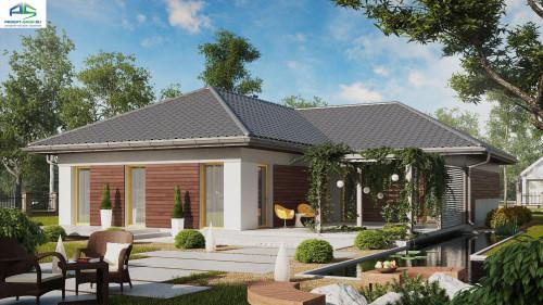 Типовой проект жилого дома z280