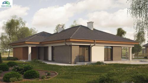 Типовой проект жилого дома z281