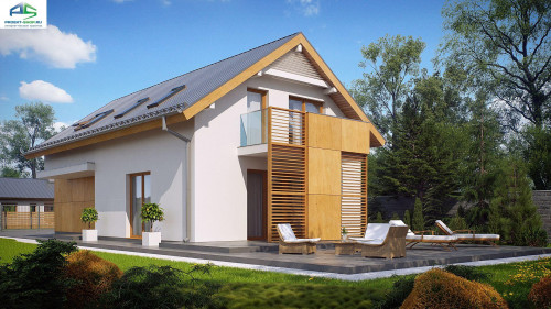 Типовой проект жилого дома z292