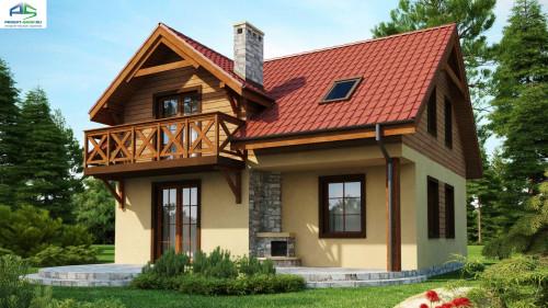 Типовой проект жилого дома Z3