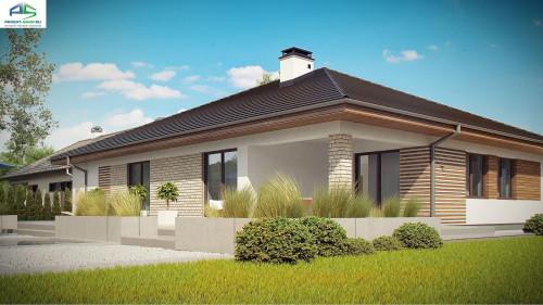 Типовой проект жилого дома z301