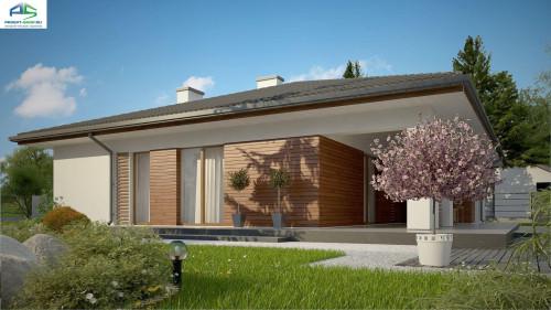 Типовой проект жилого дома z321