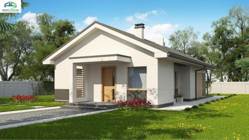 Типовой проект жилого дома z329