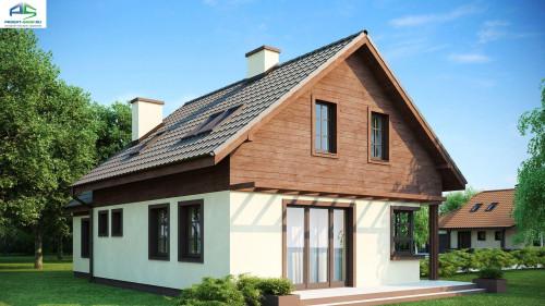 Типовой проект жилого дома Z33
