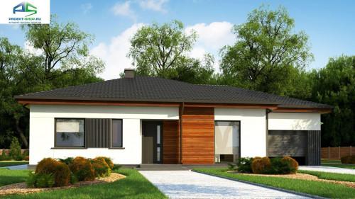 Типовой проект жилого дома z375
