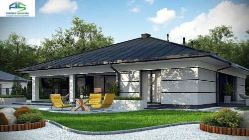 Типовой проект жилого дома z378