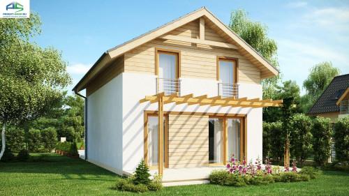 Типовой проект жилого дома Z38