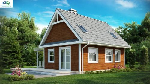 Типовой проект жилого дома Z39