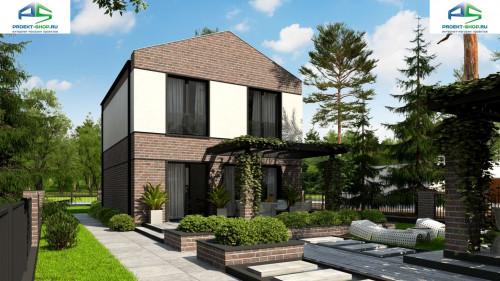 Типовой проект жилого дома z398