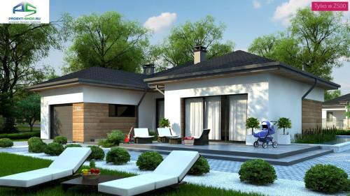 Типовой проект жилого дома z401