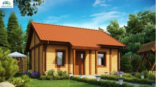 Типовой проект жилого дома Z42