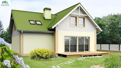 Типовой проект жилого дома Z43
